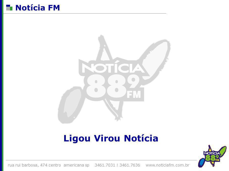 Ligou Virou Notícia Notícia FM