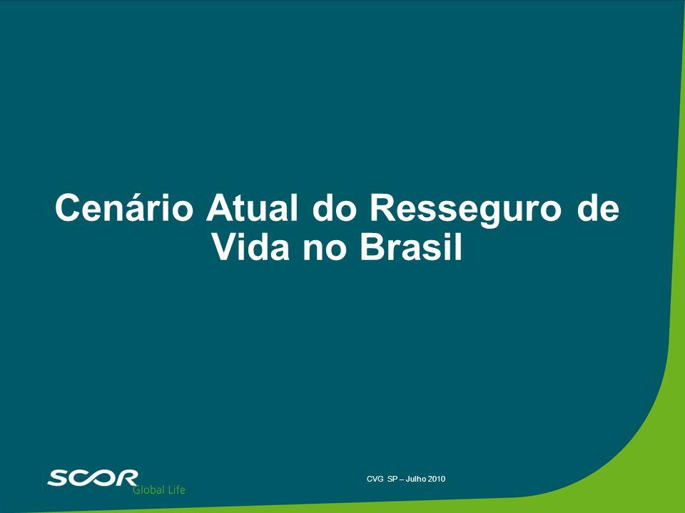 Cenário Atual do Resseguro de Vida no Brasil