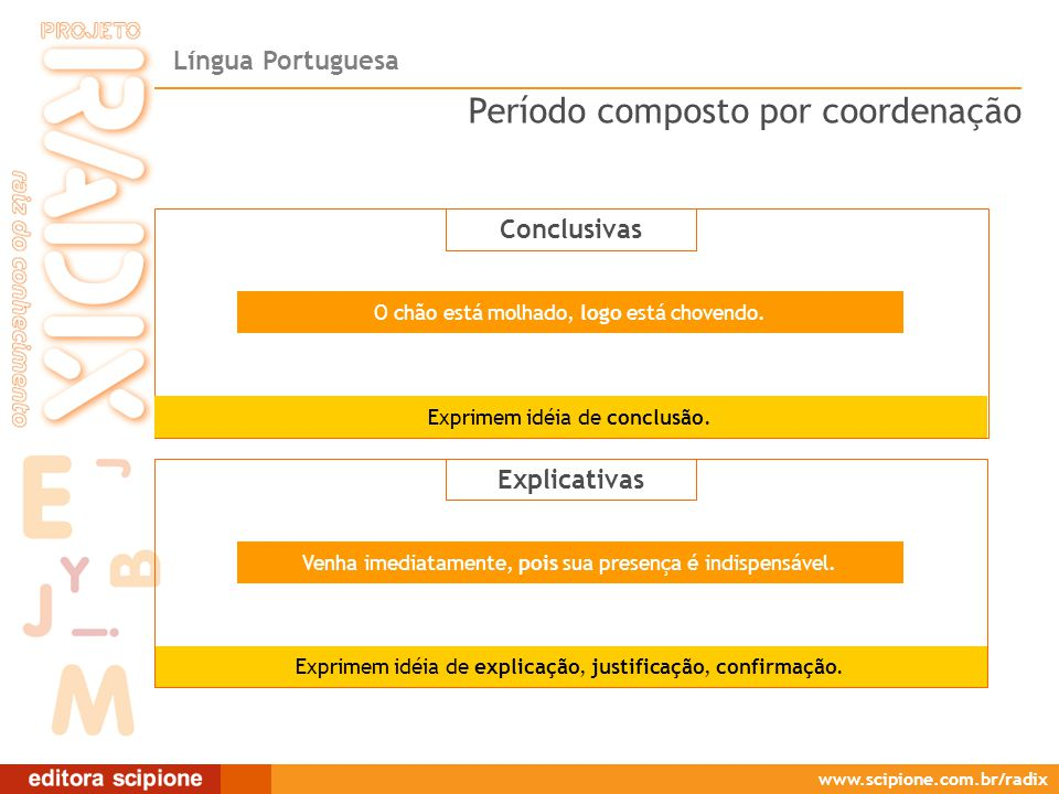 Conclusivas/Explicativas