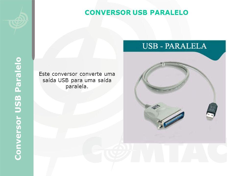 CONVERSOR USB PARALELO