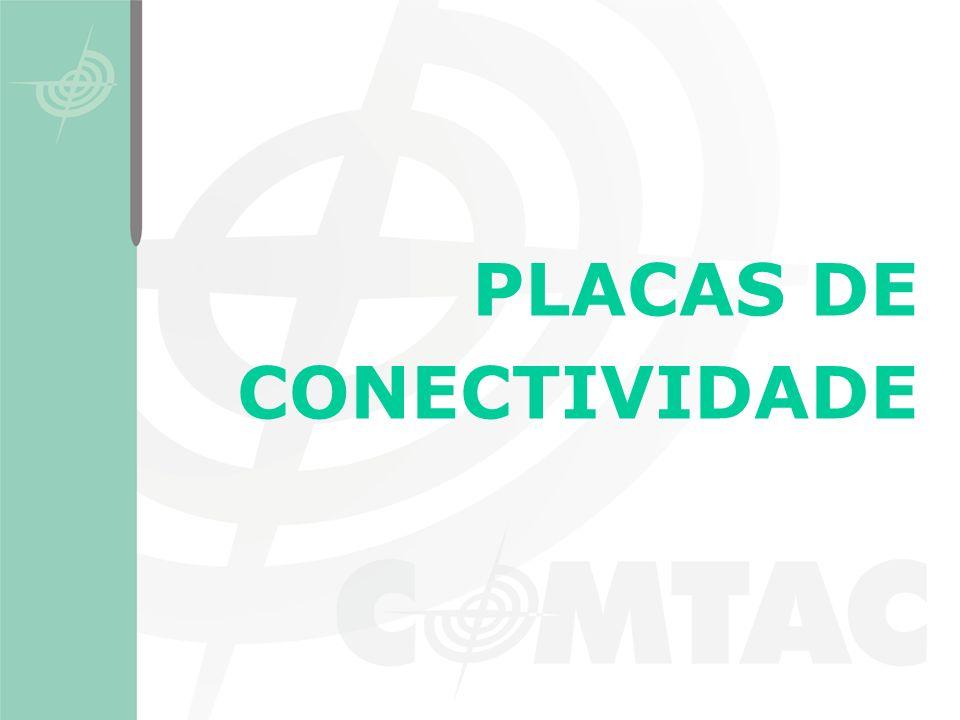 PLACAS DE CONECTIVIDADE