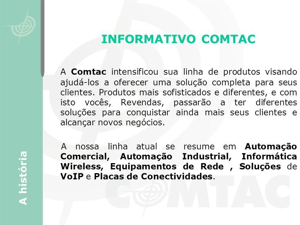 INFORMATIVO COMTAC