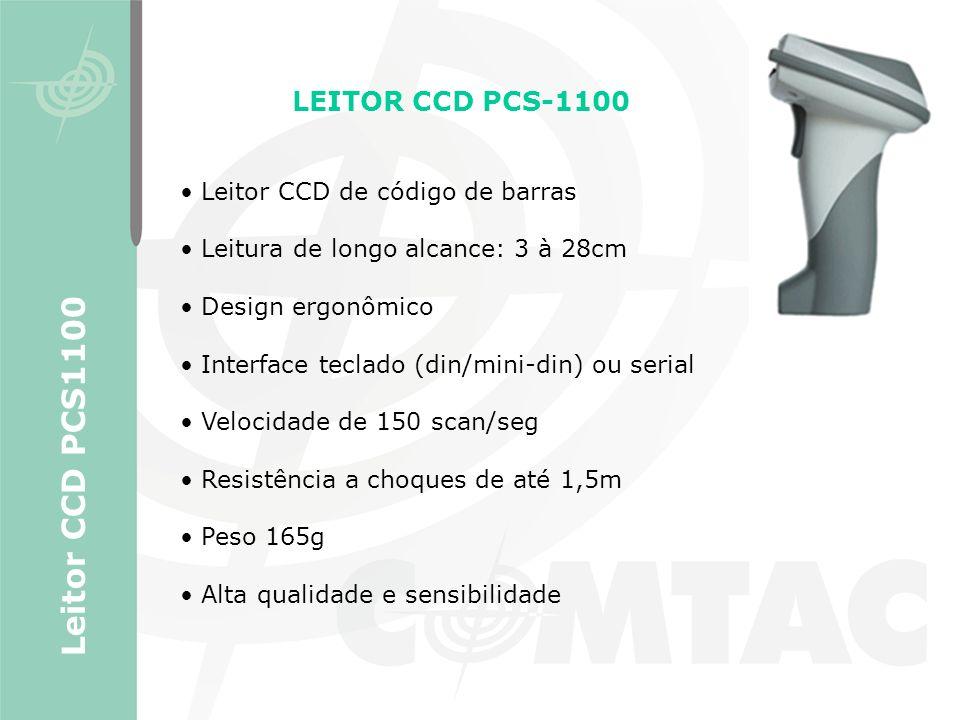 Leitor CCD PCS1100 LEITOR CCD PCS-1100 Leitor CCD de código de barras