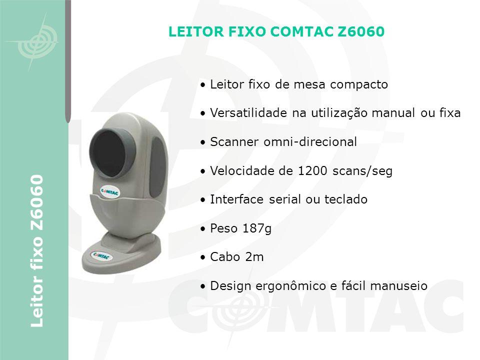 Leitor fixo Z6060 LEITOR FIXO COMTAC Z6060