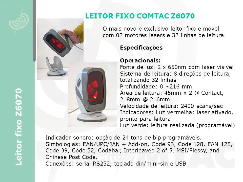 Leitor fixo Z6070 LEITOR FIXO COMTAC Z6070