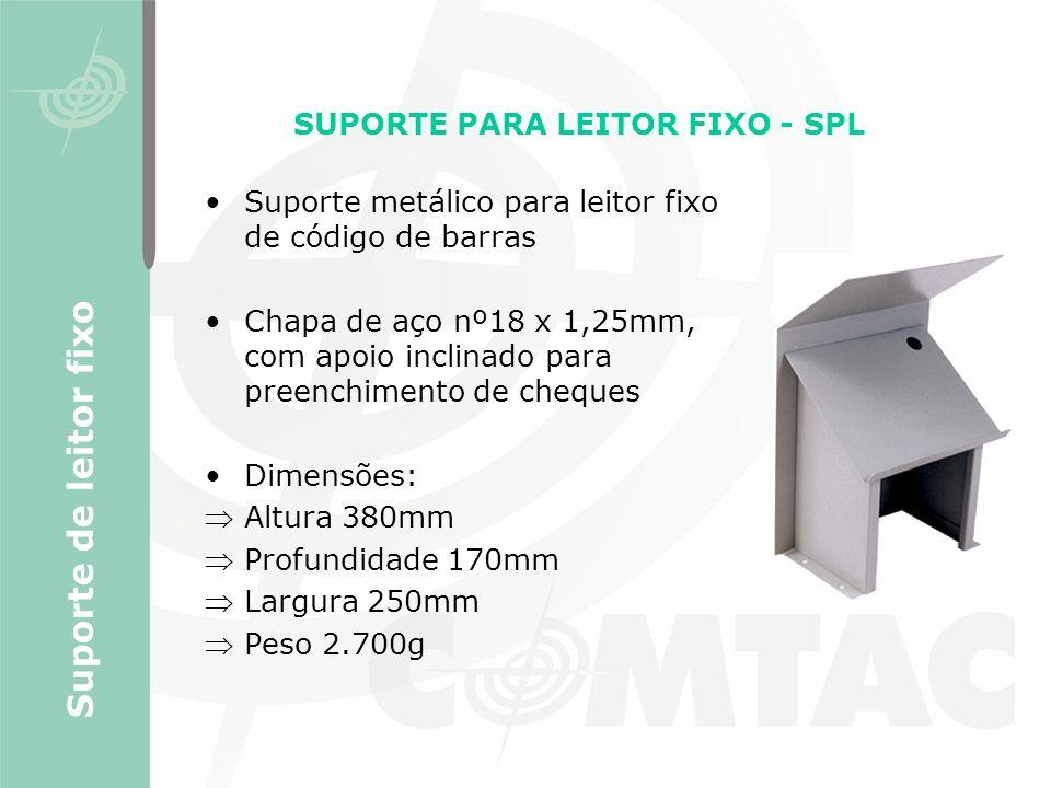 SUPORTE PARA LEITOR FIXO - SPL