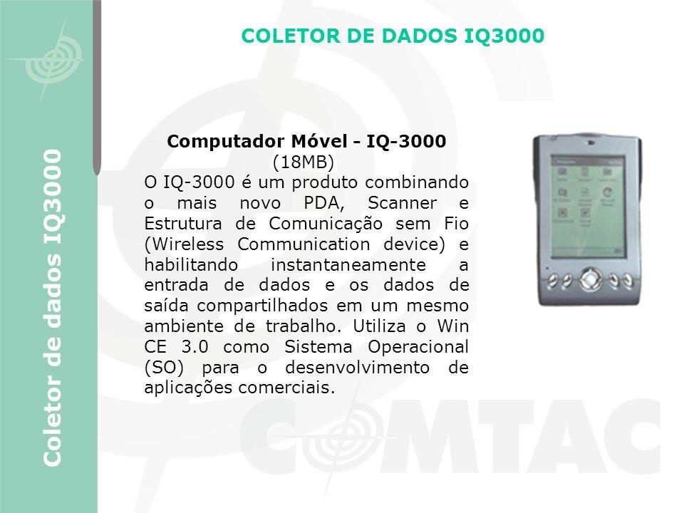 Computador Móvel - IQ-3000 (18MB)