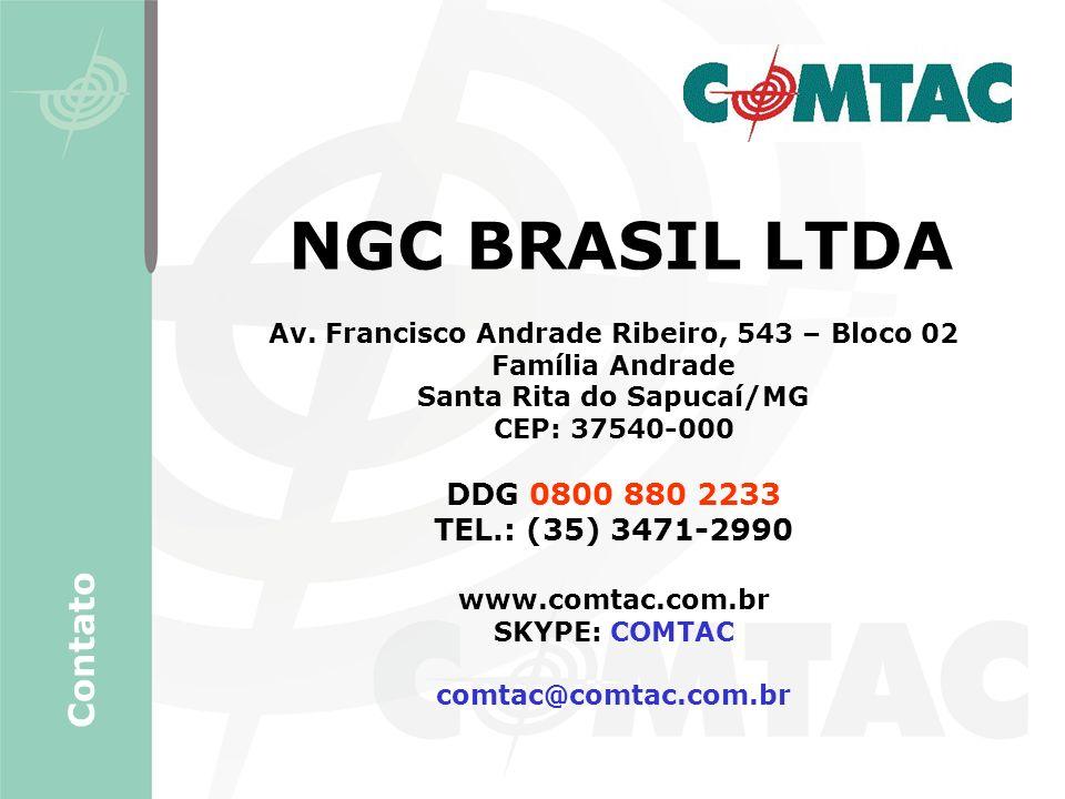 Av. Francisco Andrade Ribeiro, 543 – Bloco 02 Santa Rita do Sapucaí/MG