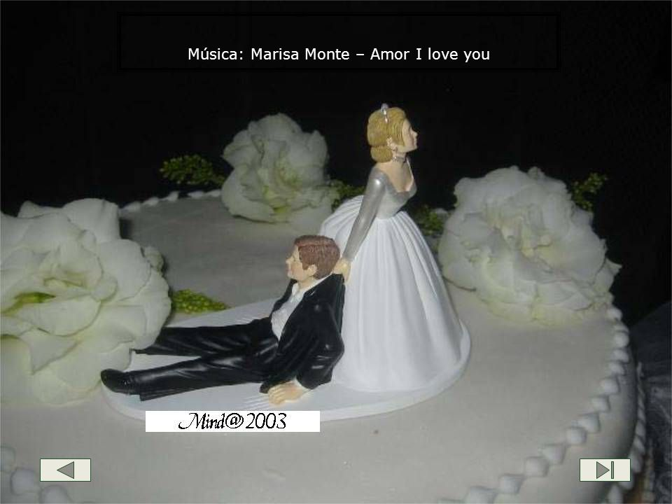 Música: Marisa Monte – Amor I love you