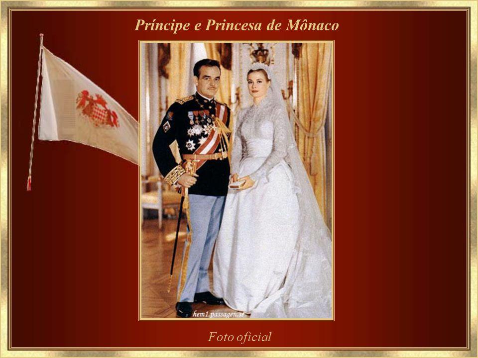 Príncipe e Princesa de Mônaco