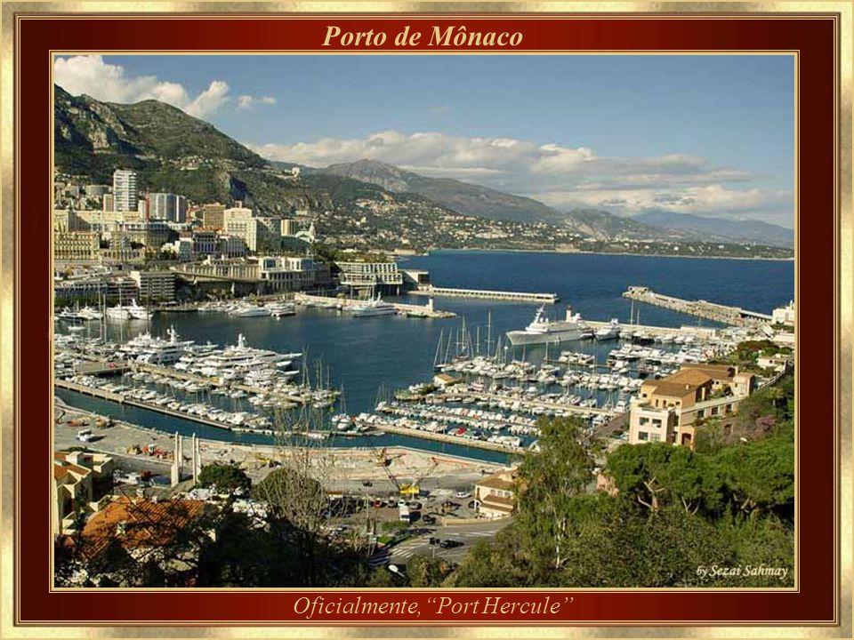 Oficialmente, Port Hercule