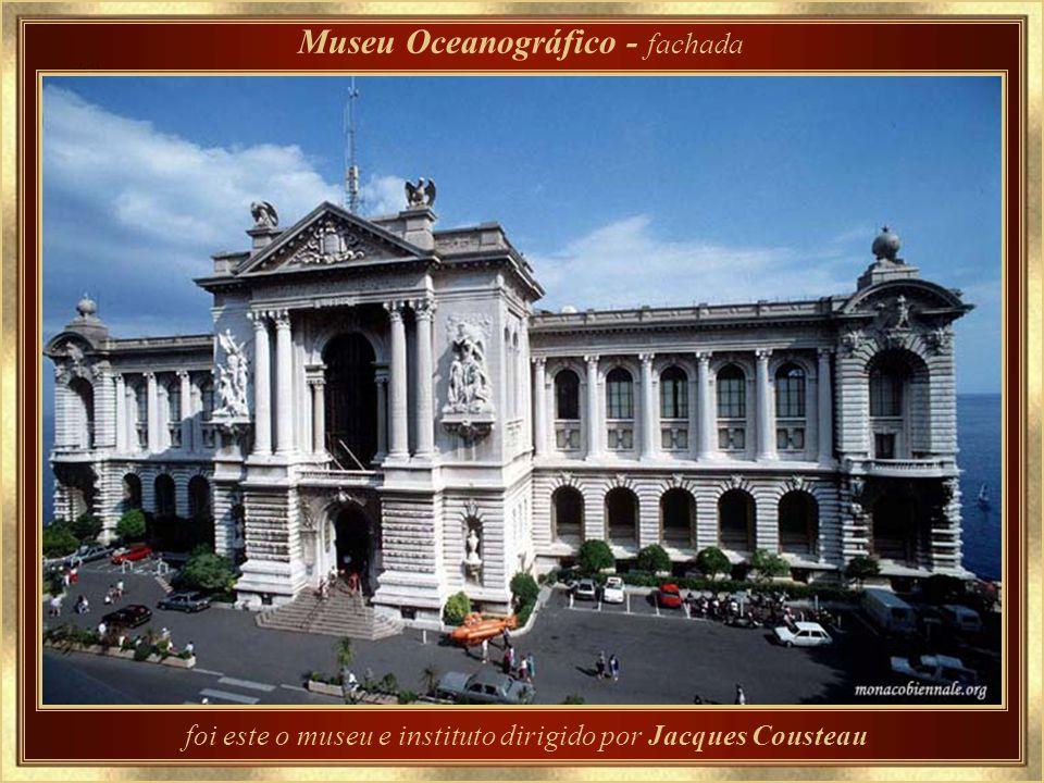Museu Oceanográfico - fachada