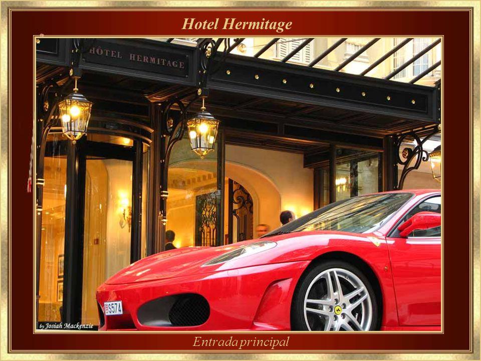 Hotel Hermitage Entrada principal
