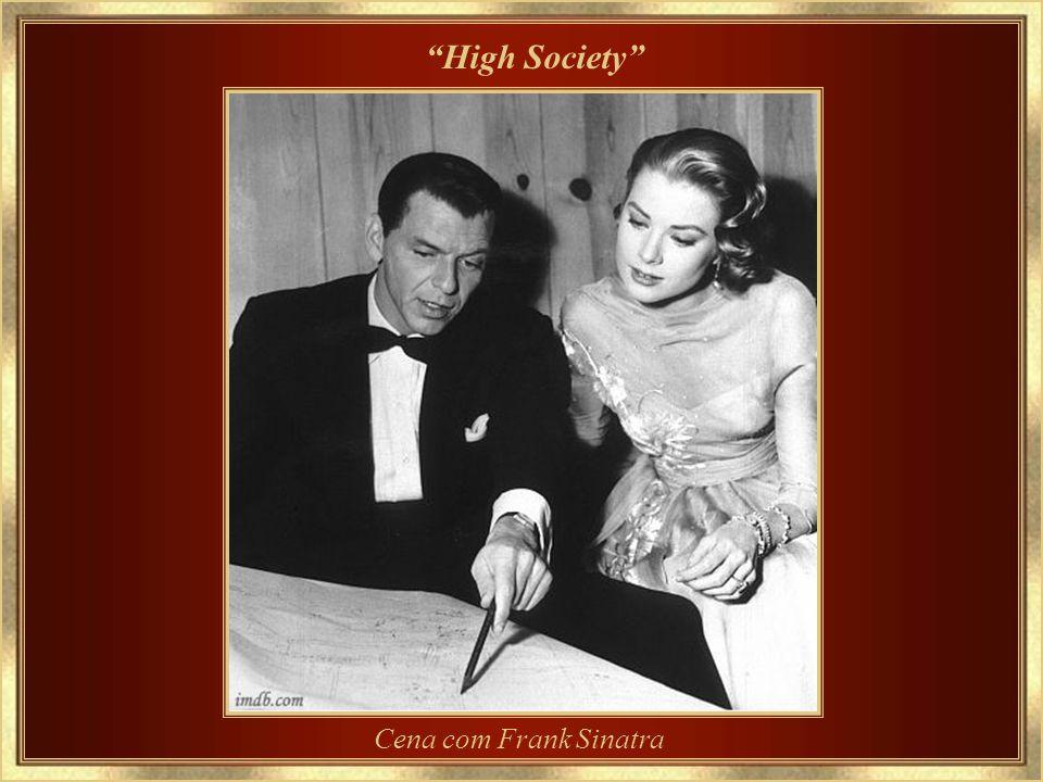 High Society Cena com Frank Sinatra
