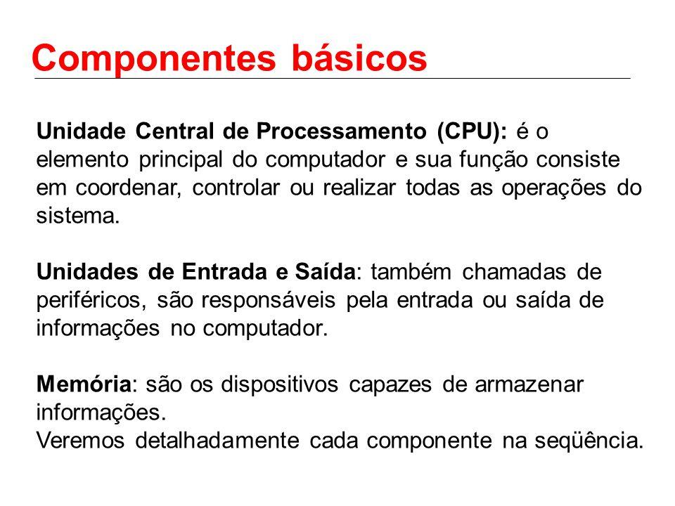 Componentes básicos