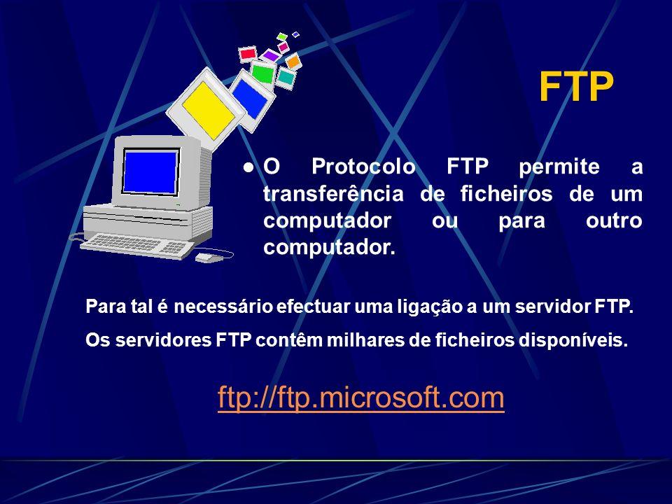 FTP ftp://ftp.microsoft.com