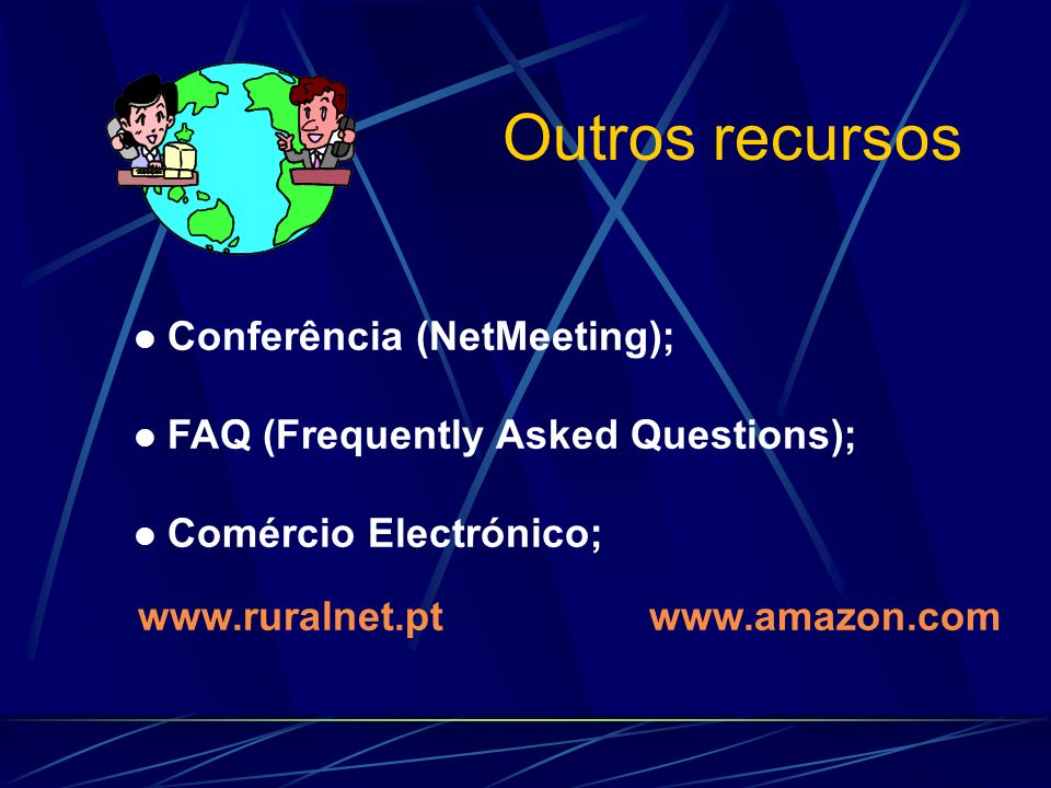 www.ruralnet.pt www.amazon.com