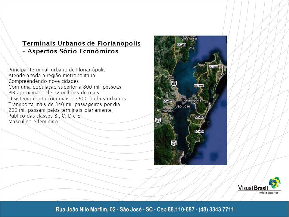 Terminais Urbanos de Florianópolis – Aspectos Sócio Econômicos