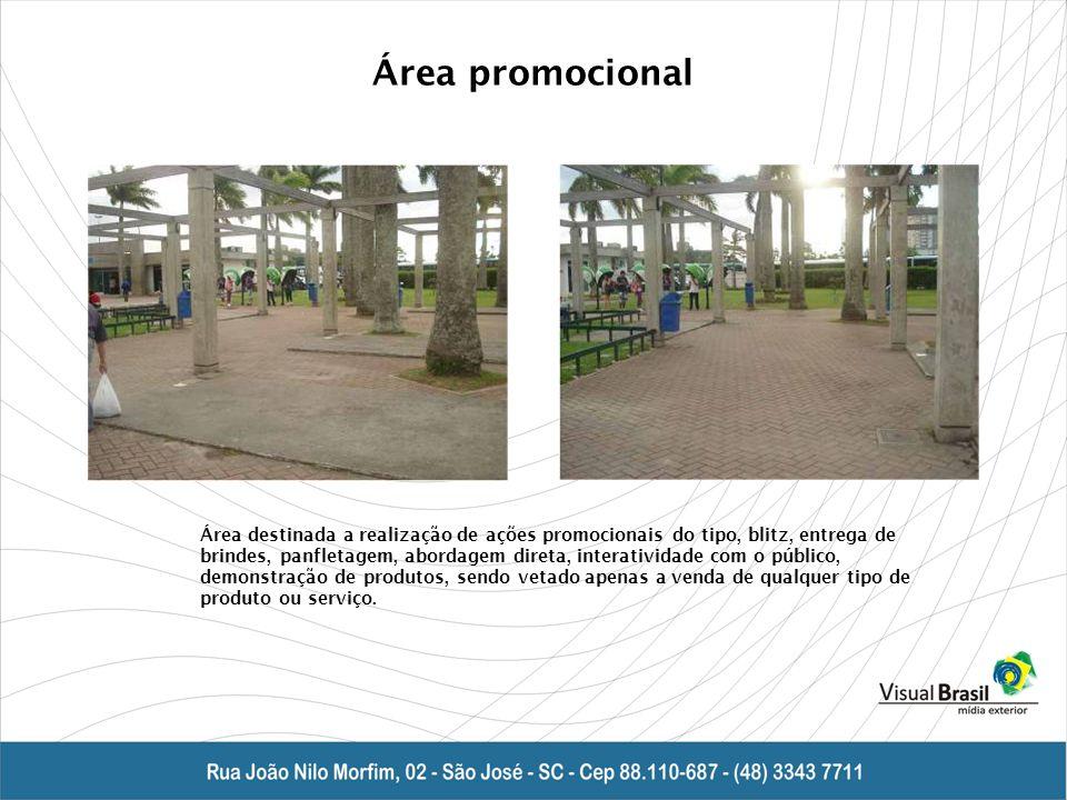 Área promocional