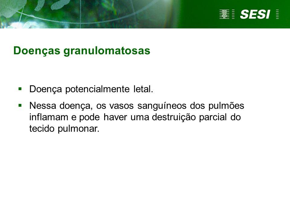 Doenças granulomatosas