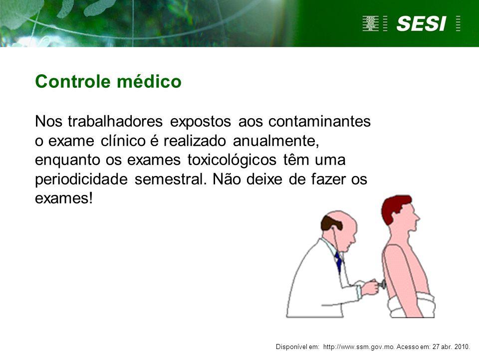 Controle médico