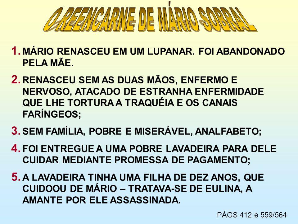 O REENCARNE DE MÁRIO SOBRAL