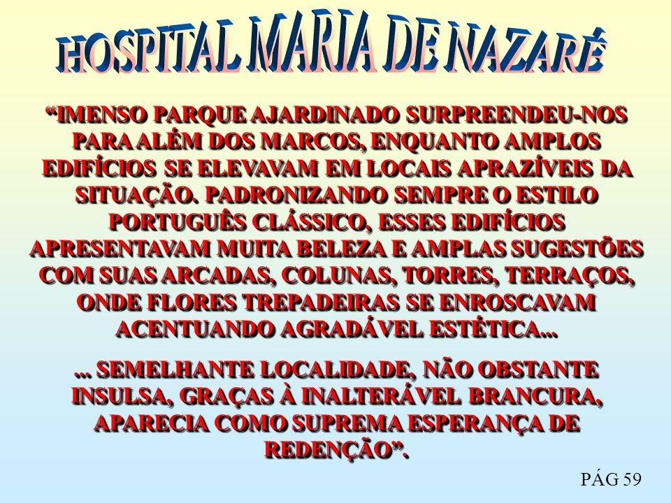 HOSPITAL MARIA DE NAZARÉ