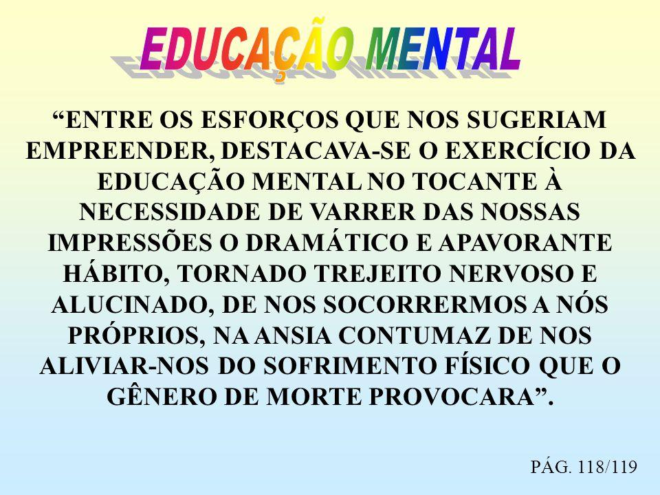 EDUCAÇÃO MENTAL