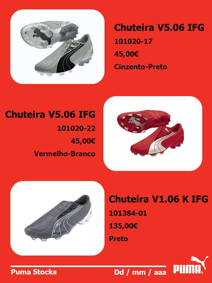 Chuteira V5.06 IFG Chuteira V5.06 IFG Chuteira V1.06 K IFG 101020-17