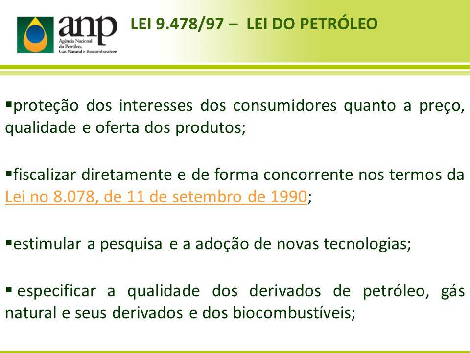 proteção dos interesses dos consumidores quanto a preço, qualidade e oferta dos produtos;