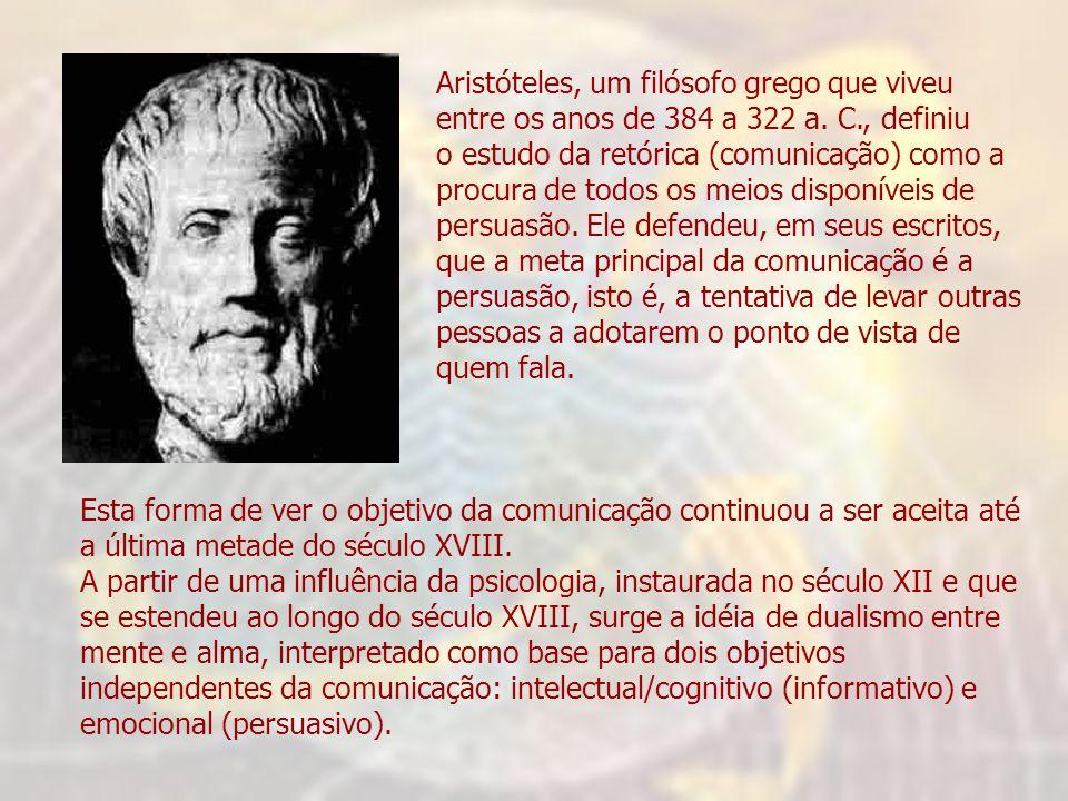 Aristóteles, um filósofo grego que viveu