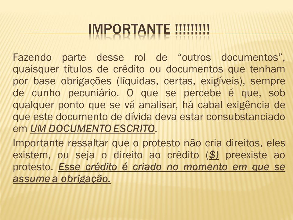 Importante !!!!!!!!!