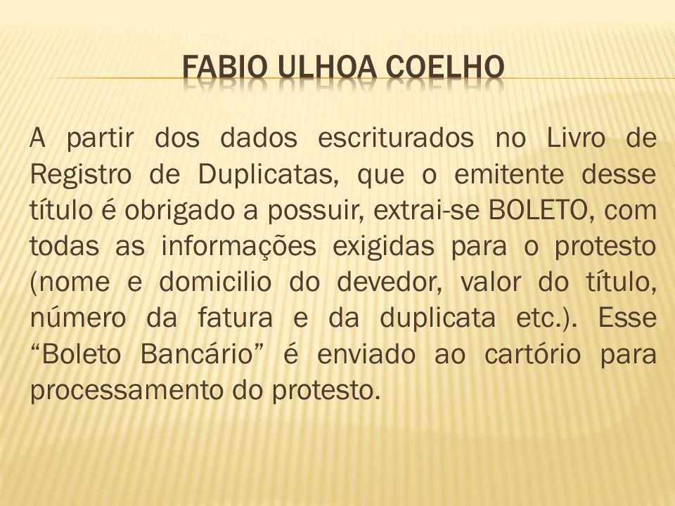 FABIO ULHOA COELHO
