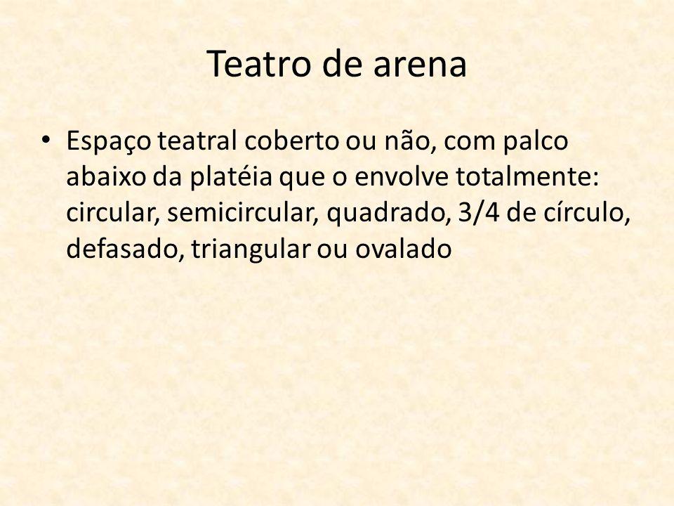 Teatro de arena