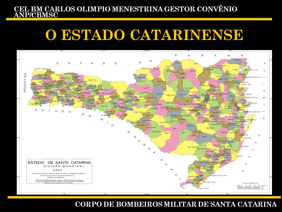 O ESTADO CATARINENSE
