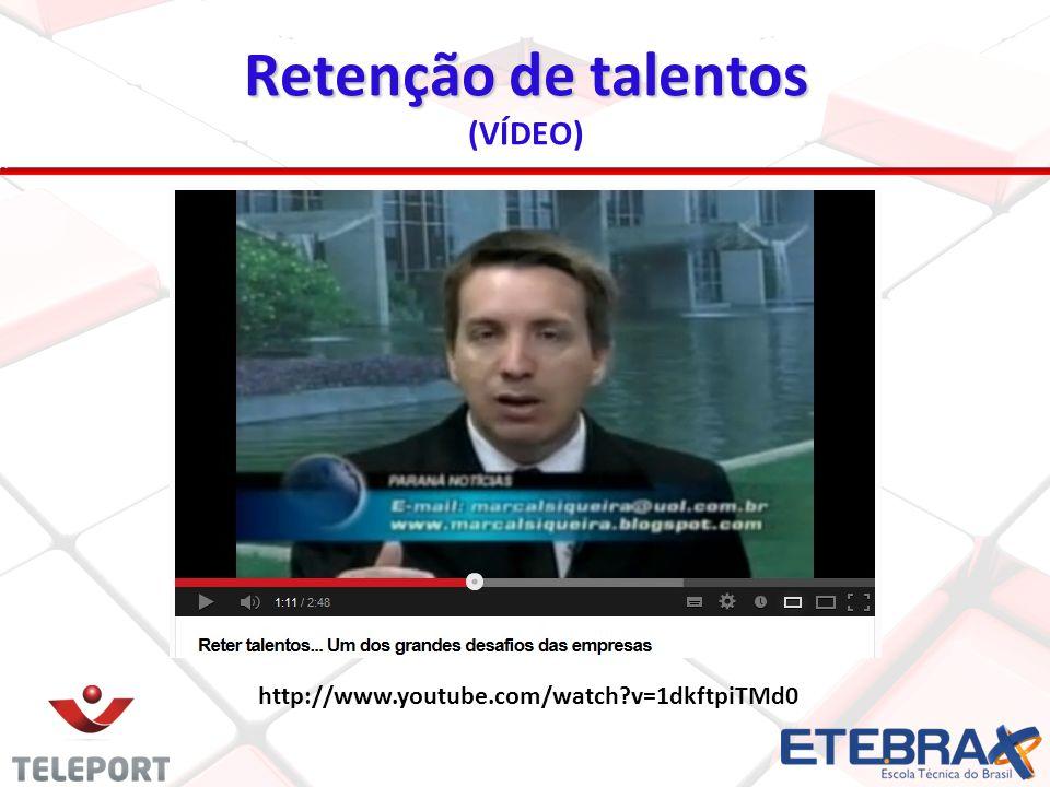 Retenção de talentos (VÍDEO)