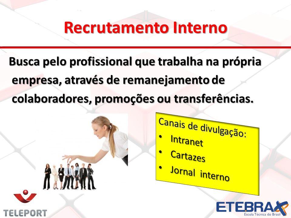 Recrutamento Interno