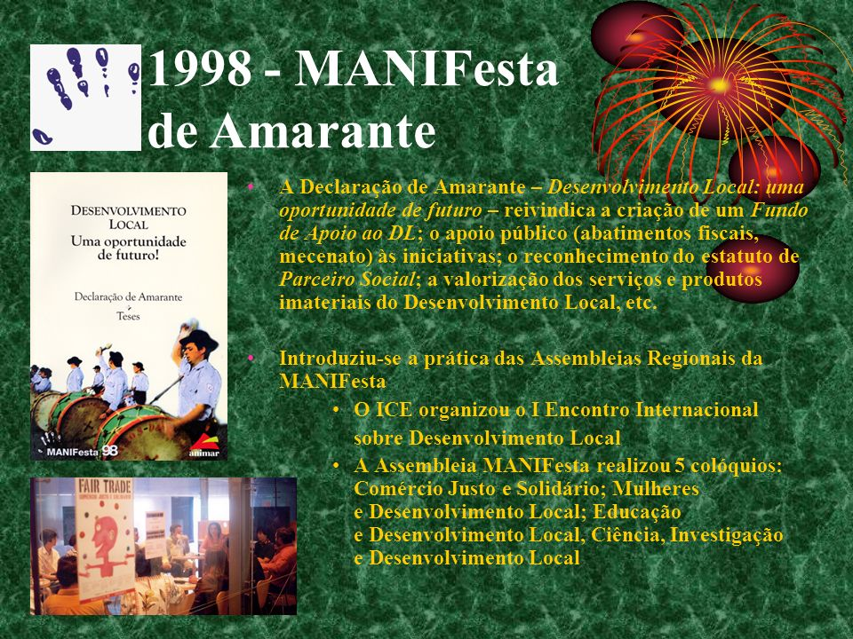 1998 - MANIFesta de Amarante