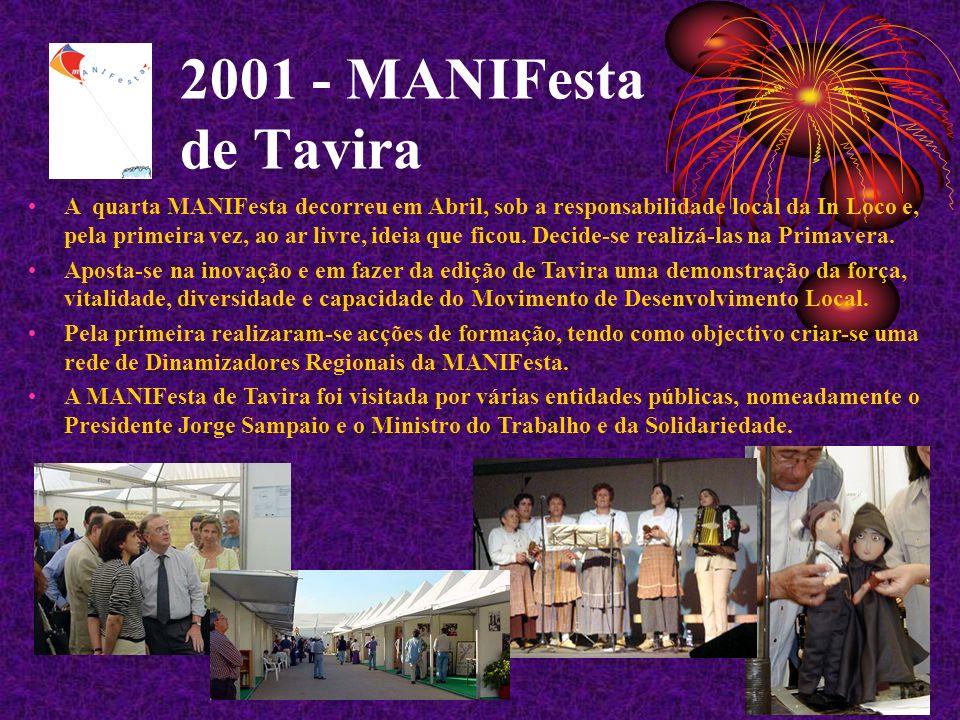 2001 - MANIFesta de Tavira