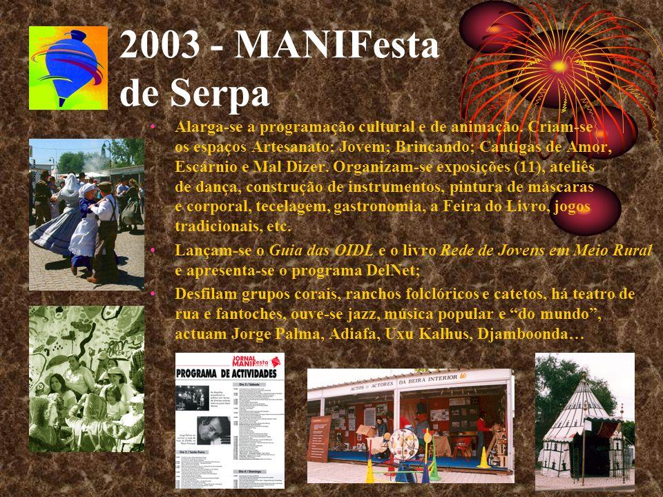 2003 - MANIFesta de Serpa