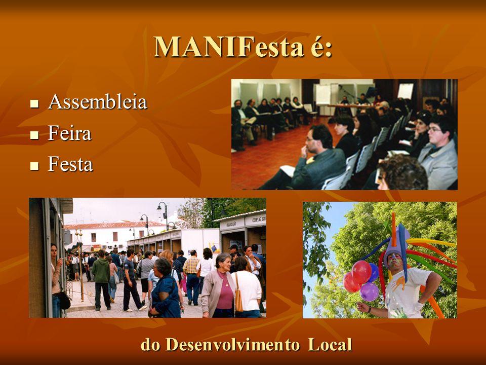 do Desenvolvimento Local
