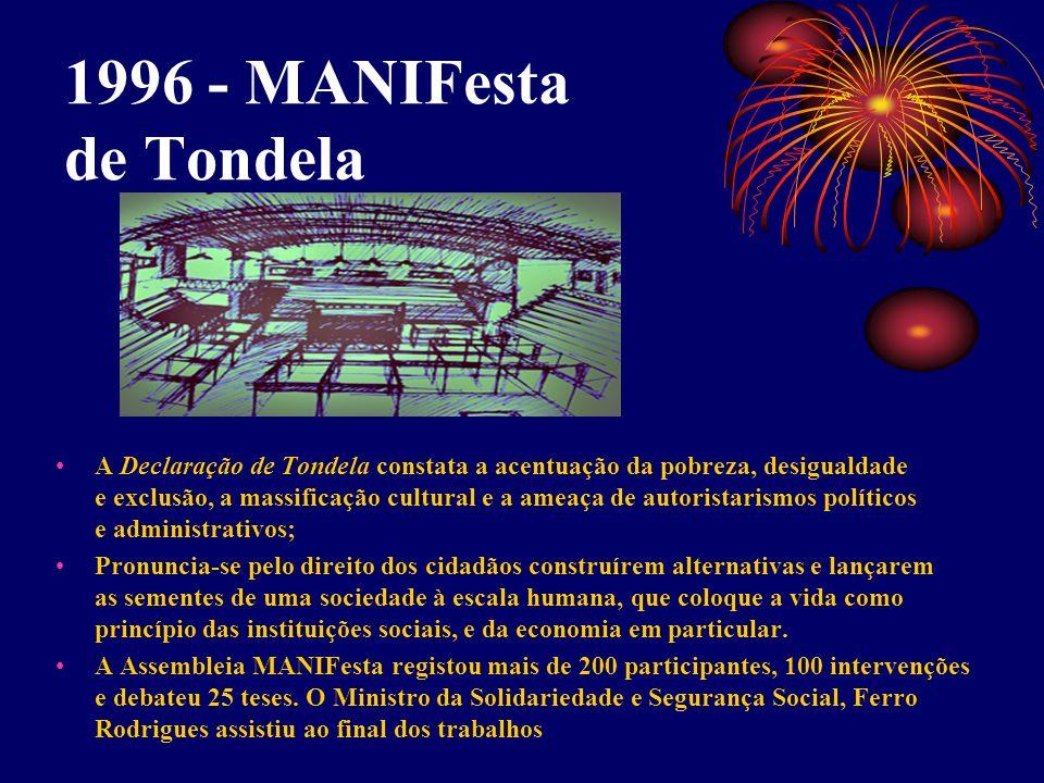 1996 - MANIFesta de Tondela