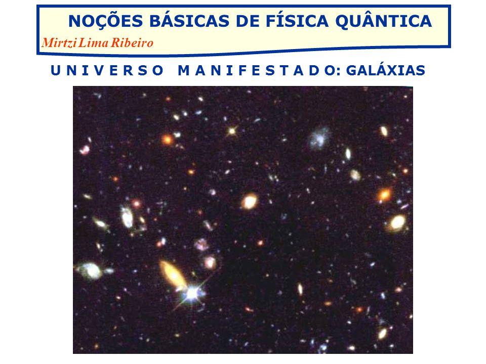 NOÇÕES BÁSICAS DE FÍSICA QUÂNTICA