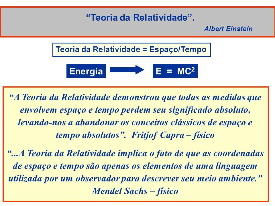 Teoria da Relatividade .