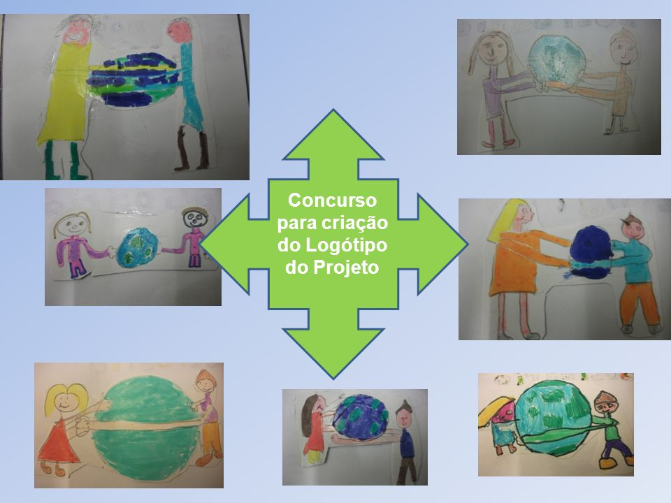 Concurso para criação do Logótipo do Projeto