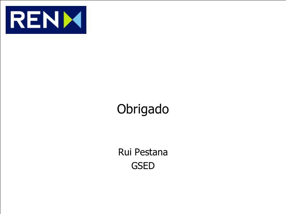 Obrigado Rui Pestana GSED