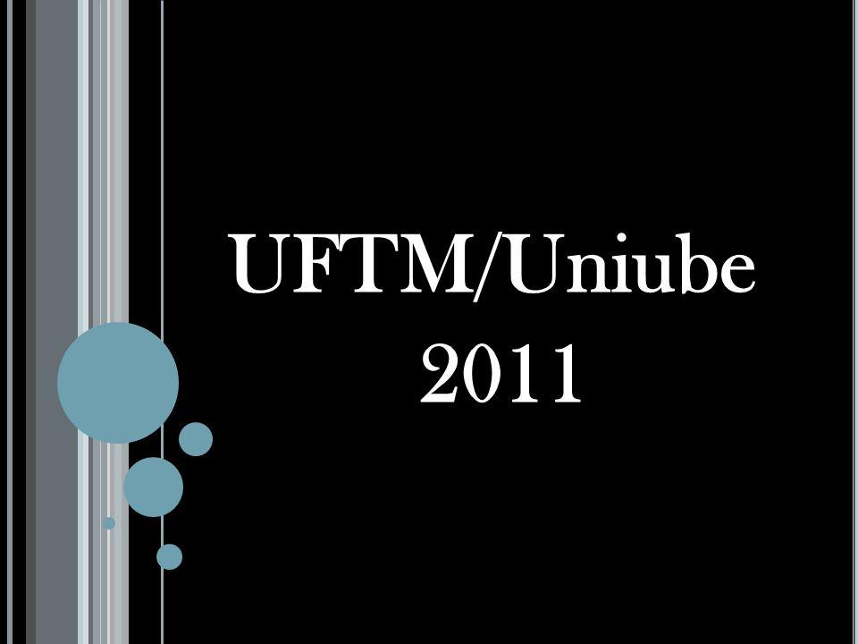 UFTM/Uniube 2011
