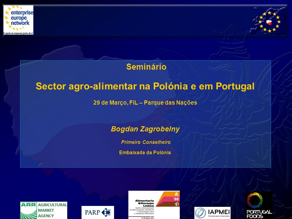 Sector agro-alimentar na Polónia e em Portugal