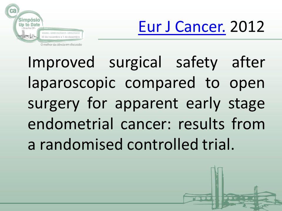 Eur J Cancer. 2012