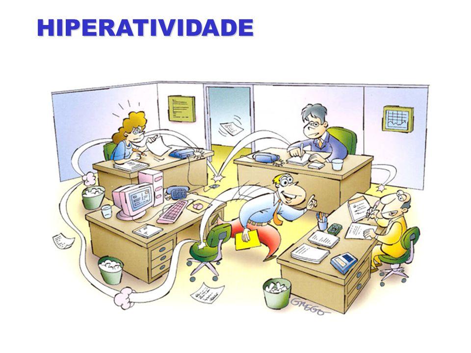 HIPERATIVIDADE
